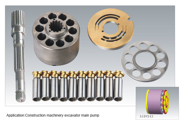Rexroth A10VE Hydraulic Spare Parts