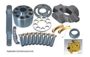 Rexroth A11 Hydraulic Spare Parts
