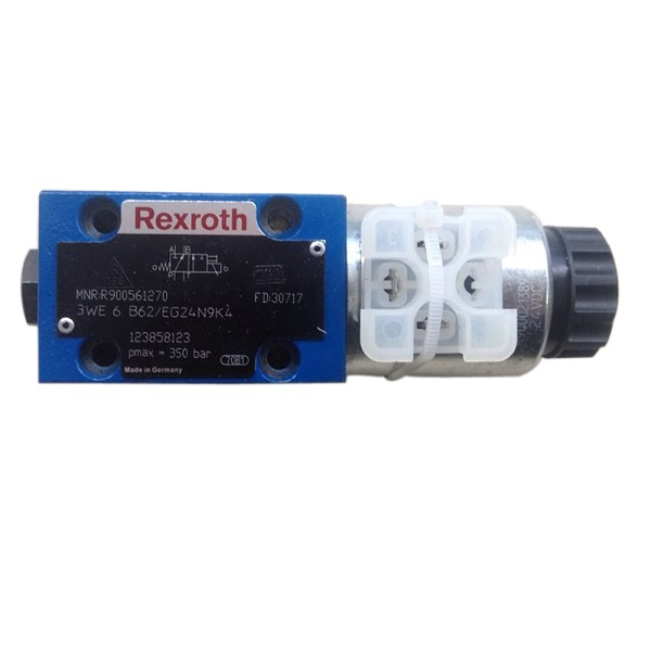 Bosch Rexroth Solenoid Valves For 3WE series
