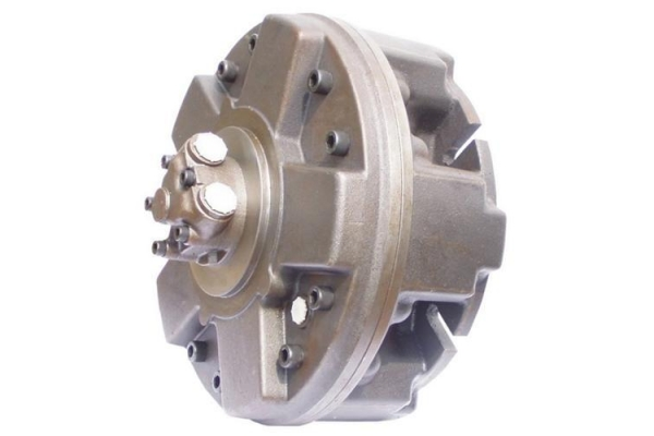 Sai gm1 radial piston hydraulic motor ningbo hytech Radial piston hydraulic motor