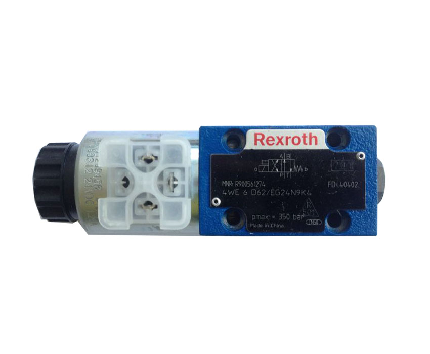 Bosch Rexroth Hydraulic Solenoid Valves For 4WE series
