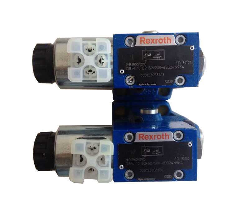 Rexroth Hydraulic Overflow Valve for DBW10B2-52/200-6EG24N9K4 series