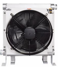 AH1490 Hydraulic Air Cooler,Hydraulic fan oil cooler.