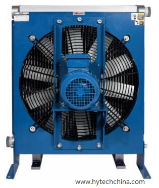 AH1890 Hydraulic Air Cooler,Hydraulic fan oil cooler.