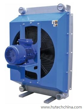 AH2342 Hydraulic Air Cooler,Hydraulic fan oil cooler.